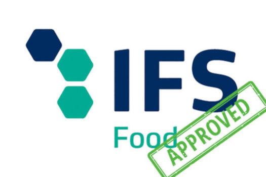 ¡Volvemos a renovar nuestra certificación IFS!