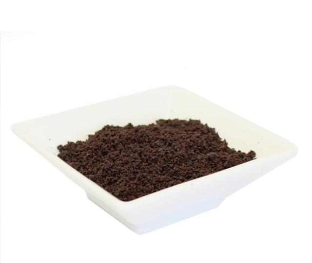 Harina de aceitunas negras deshidratadas